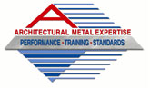 ASM logo Architectural Metal Expertise Contractors