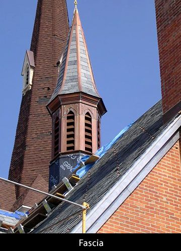 photo gallery 6 church steeple restoration