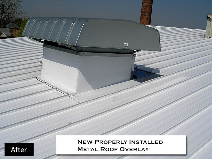 Commercial Roof Ventilation : Commercial metal roofing home design ideas and pictures