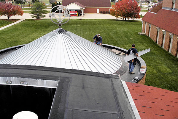 Photo Gallery 3 Commercial Building Metal Roofing