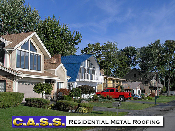 Photo Gallery 1 Residential Homes Metal Roofing