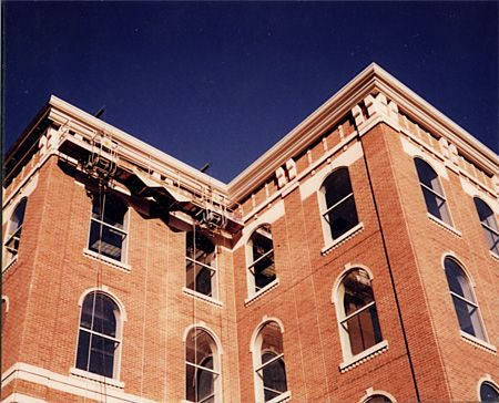 Historical Building Metal Roofing Contractors Michigan