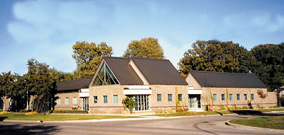 jm-olson-co-office-bldg-metal roofing system installation by CASS Sheetmetal Detroit MI
