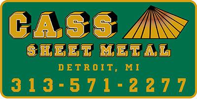 CASS Sheetmetal Specialists LOGO Detroit MI