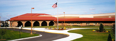 shawnee-school metal roofing system installation by CASS Sheetmetal Detroit MI