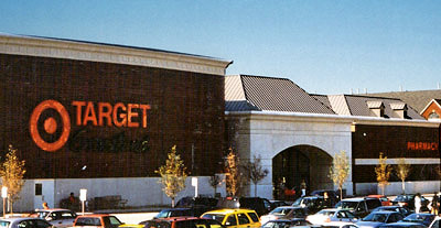 target-department store new metal roofing system installation by CASS Sheetmetal Detroit MI
