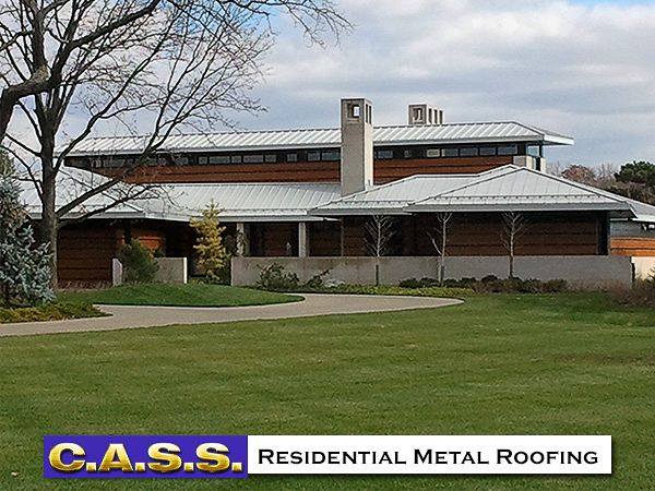 Residential Home Metal Roofing Products Contractors Mi