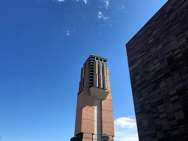 01 Ann Arbor Bell Tower Repair CASS Sheet Metal Detroit