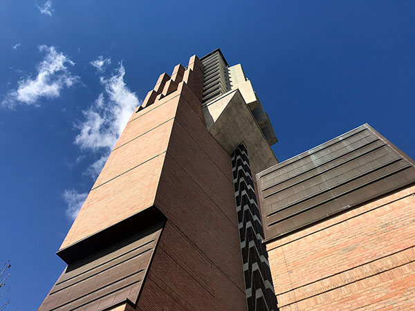 Architectural Sheet Metal Lurie Bell Tower Ann Arbor