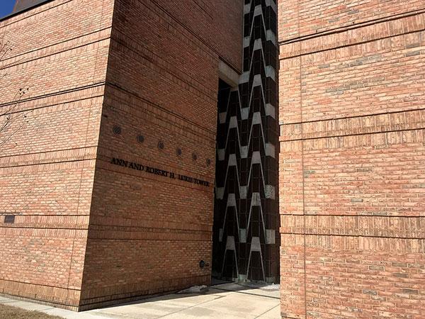 04 Ann Arbor Bell Tower Repair CASS Sheet Metal Detroit