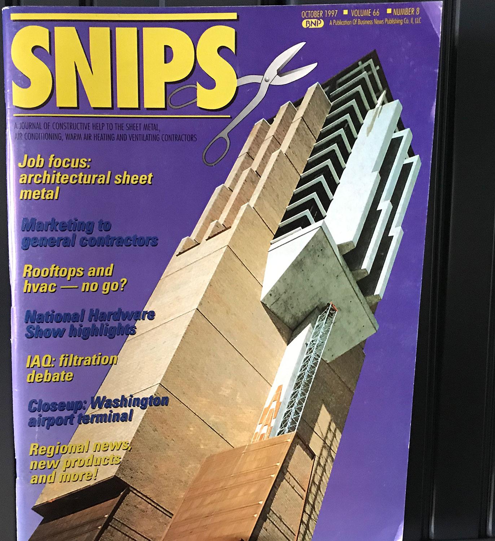 05 SNIPS Magazine CASS Ann Arbor Bell Tower News Article