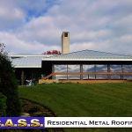 01 Residential Homes Metal Roofing Photos CASS Sheetmetal Detroit MI