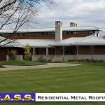 02 Residential Homes Metal Roofing Photos CASS Sheetmetal Detroit MI