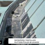 07 Commercial Building Copper Gutters CASS Sheetmetal Specialists Detroit MI