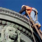 5-Perry-Monument-Tower-Restoration-Preservation by CASS Sheetmetal Detroit MI