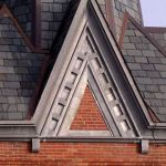 trinity-lutherran-church-restoration-monroe CASS Sheetmetal Detroit MI