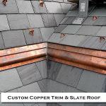 19 Residential Homes Metal Roofing Copper Soffits Gutters CASS Sheetmetal Detroit MI