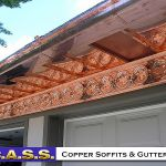 20 Residential Homes Metal Roofing Copper Soffits Gutters CASS Sheetmetal Detroit MI