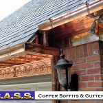 21 Residential Homes Metal Roofing Copper Soffits Gutters CASS Sheetmetal Detroit MI