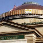 Wayne State University Copper Dome Replacement CASS Sheetmetal Detroit MI